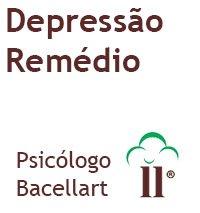 Preciso tomar remédio para Depressão? - Bacellart Psicólogo
