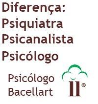 Qual a Diferença Psicólogo e Psiquiatra - Bacellart Terapia Psi USP