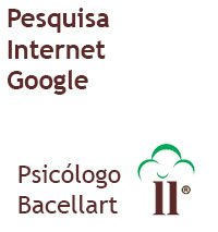 Pesquisa Internet Google - Bacellart Psicólogo USP
