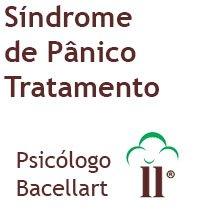 Síndrome de Pânico Tratamento - Bacellart Psicólogo USP