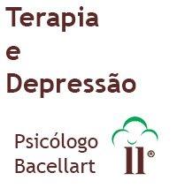 Depressão Tratamento com Psicólogo USP - Terapia de Bacellart