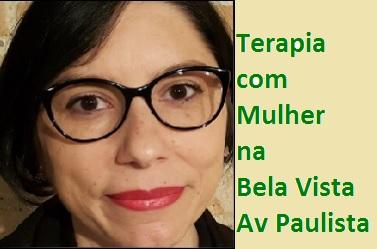 Terapia com Mulher Metrô Av Paulista Lorna Lascowski 50 Anos - Reembolso