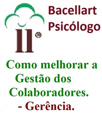 Como melhorar a gestão dos colaboradores - Bacellart Psicólogo USP Coach