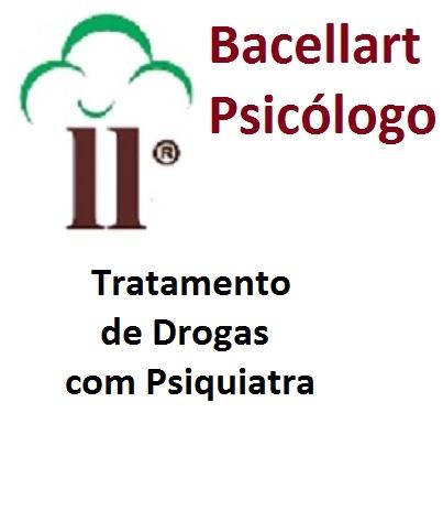 Tratamento p/ Drogas com Psiquiatra e Psicólogo Online Bacellart da USP