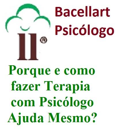 Porque e Como fazer terapia com Psicólogo Ajuda? - Bacellart da USP