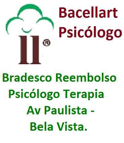 Psicólogo Bradesco Reembolso Terapia - Av Paulista - Bela Vista