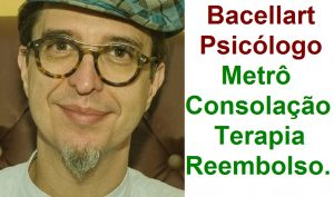 Psicólogo Metrô Consolação Terapia Reembolso seguro saude convenio médico
