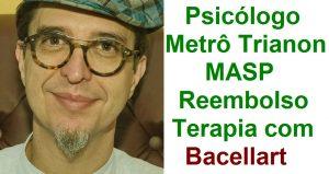 Psicólogo Metrô Trianon MASP Reembolso terapia usp