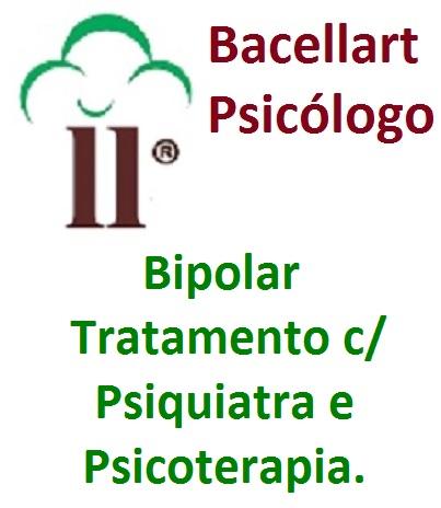 Bipolar Tratamento com Psiquiatra e com Psicólogo - Bacellart
