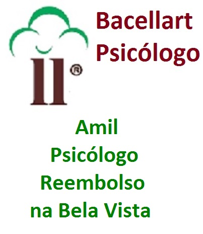 Psicólogo Amil Reembolso Av Paulista Metrô Terapia com Bacellart