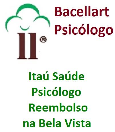 Psicólogo Itaú Reembolso Av Paulista Metrô Terapia com Bacellart