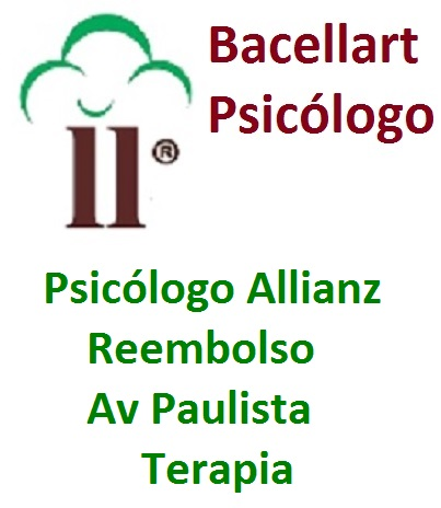 Psicólogo Allianz Reembolso Av Paulista Metrô Terapia com Bacellart