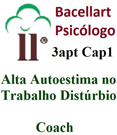 3-1 Alta Autoestima no Trabalho Distúrbio - Bacellart Psicólogo Coach