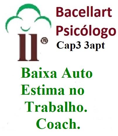 3-3 Baixa Auto Estima no Trabalho - Bacellart Psicólogo USP Coach