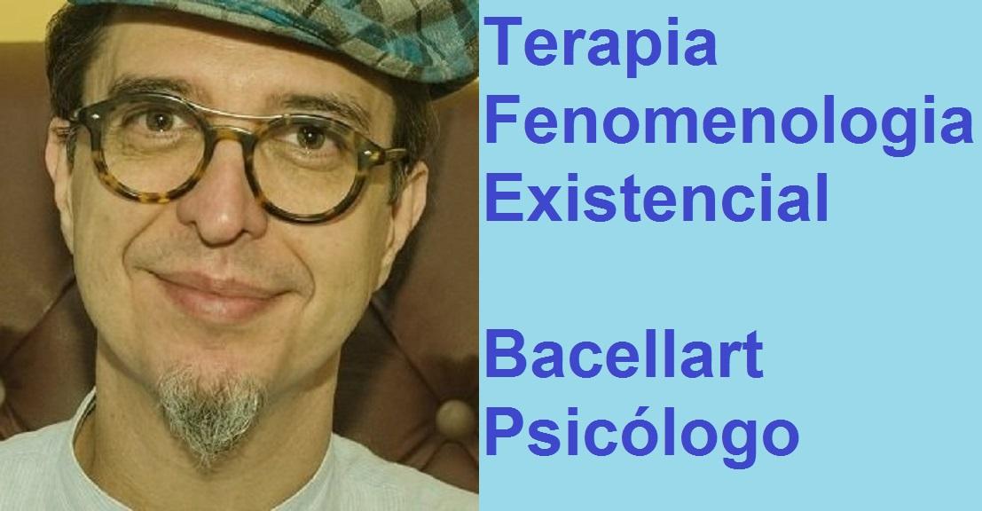 Psicólogo Fenomenologia Existencial Fenomenólogo - Bacellart USP PUC