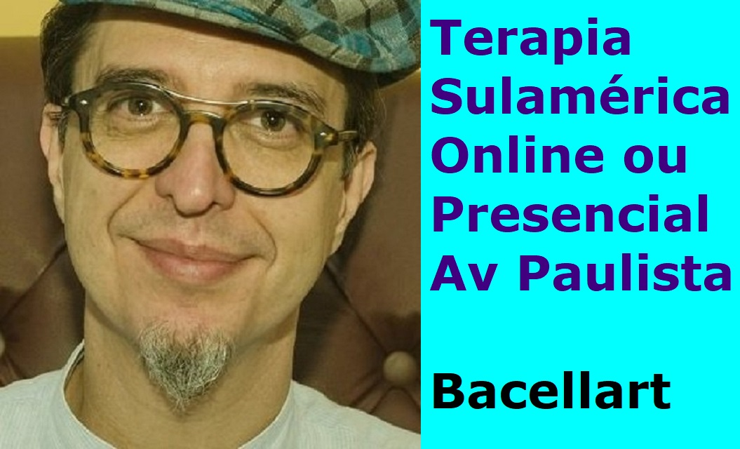 Psicólogo Sulamérica Online/Presencial Metrô Av Paulista - Bacellart USP